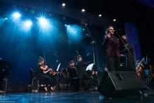 Muzyczna podróż na początek roku. Gala Noworoczna w Suwalskim Ośrodku Kultury [zdjęcia]