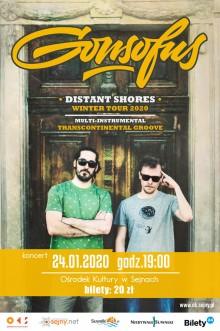 Koncert zespołu Gonsofus w Sejnach