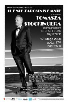 Koncert Tomasza Stockingera w Augustowie