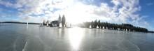 Bojery. Suwalscy żeglarze lodowi rozpoczęli walkę o medale mistrzostw Europy i świata juniorów
