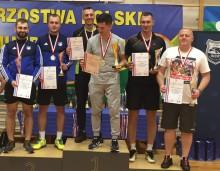 Badminton. Suwalczanin Mateusz Szwejkowski mistrzem Polski służb mundurowych