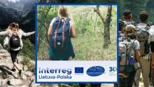 Interreg Polska - Litwa. Przyrodnicza wycieczka trekkingowa na pograniczu polsko - litewskim