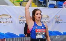 Maria Andrejczyk rzuciła aż 65,70 m w Memoriale Kamili Skolimowskiej. Lepiej było tylko w Rio