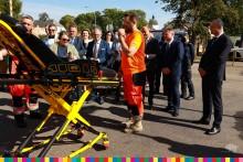 Wojewódzka Stacja Pogotowia Ratunkowego w Suwałkach. Sprzęt za 2,3 mln zł