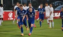 Wigry Suwałki – Śląsk II Wrocław 2:0. Kacper Wełniak eksplodował [wideo i zdjęcia]