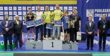 Badminton. Złoto debla Wacha/Łogosz, srebro Świerczyńskiego, brąz Khomich na IMP 2020