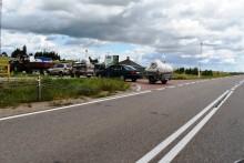 Gmina Bakałarzewo. Na śmietnik pojechało 150 ton folii