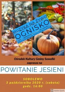 Powitanie Jesieni w Sobolewie