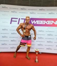 Suwalczanin Daniel Myszkowski trzeci raz został Mistrzem Polski w Kulturystyce i Fitness! [zdjęcia]