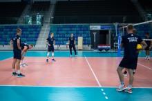 W hali i na piasku siatkarskie emocje z udziałem ekipy Ślepsk Malow Suwałki [foto]