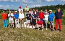 XIII Otwarte Mistrzostwa Augustowa w Golfie o Puchar Burmistrza Miasta