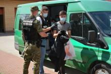 Ukraińcy przemycili z Litwy do Polski Irańczyków i Syryjczyków