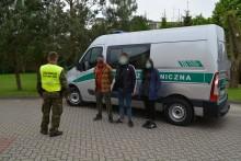 Przemyt ludzi przez polsko-litewską granicę. Znowu Ukraińcy przewozili Irańczyków