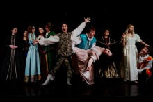 Do Suwałk wrócił piękny świat teatrów dziecięcych i młodzieżowych. Wigraszki 2021 rozdane!