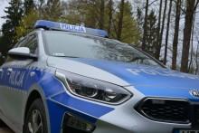 Policjant w czasie wolnym od służby odnalazł zaginionego