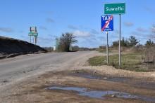 Droga Suwałki – Mała Huta – Stary Folwark do rozbudowy. Początek musi poczekać [zdjęcia]