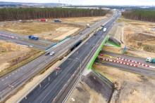 Drogi krajowe: 19 mld zł na inwestycje. Cztery odcinki Via Baltiki, wśród nich Wysokie - Raczki