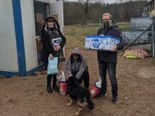 Federacja dla fundacji. Młodzi socjaldemokraci z Suwałk z pomocą dla bezdomnych zwierząt