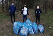 Akcja #SprzątamyDlaPolski w Suwałkach. Śmieci same nie znikną [zdjęcia]