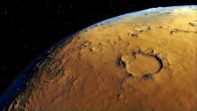 Puńsk na Marsie