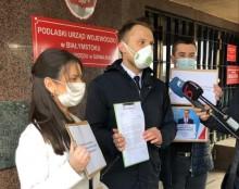 Poseł Krzysztof Truskolaski pyta, dlaczego Suwałki zostały pozbawione pieniędzy z rządowego funduszu
