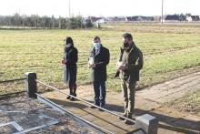 Przedstawiciele Urzędu Gminy w Suwałkach upamiętnili ofiary II wojny światowej [zdjęcia]
