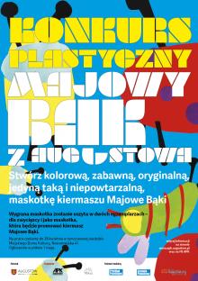 Kreatywny konkurs plastyczny: Majowy Bąk z Augustowa