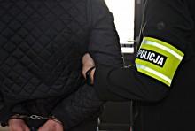 Suwalski policjant w czasie wolnym od służby rozpoznał poszukiwanego