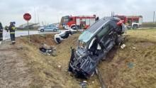 Gmina Raczki. Czy niebezpieczne skrzyżowanie w Moczydłach zostanie przebudowane?