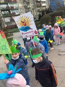Dzień Ziemi w Przedszkolu nr 6 w Suwałkach [zdjęcia]