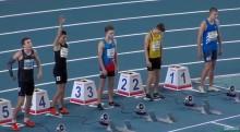 Lekkoatletyka. Kornel Rybacki dwukrotnie pobił życiówkę i zdobył brązowy medal mistrzostw Polski