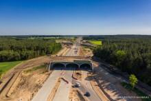 Via Baltica. W lipcu drogowcy przekażą kierowcom kolejne kilometry trasy ekspresowej S61