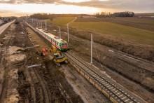 Plany inwestycyjne PKP PLK do 2040 roku. Rail Baltica, linie Suwałki - Sokółka i Olecko - Gołdap