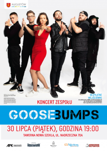 GOOSEBUMPS – koncert a'capella