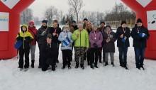 Podlaski Mityng Olimpiad Specjalnych w Suwałkach. Biegali na nartach i rakietach śnieżnych [zdjęcia]