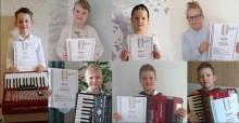 Puńsk.  Uczniowie Szkoły Muzycznej zbierają laury, a wkrótce zagrają na nowych instrumentach