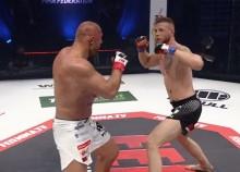 MMA: Suwalczanin Damian Bujkowski zaimponował w debiucie w federacji FEN. Marzenia się spełniają