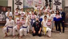 Karate shinkyokushin. Tuzin medali suwalczan na dobry początek roku