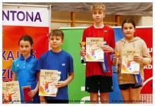 Krajowy Turniej Badmintona w Suwałkach [zdjęcia]