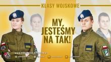 Koniec podstawówki i co dalej? Klasy wojskowe w I LO i LO ZDZ w Suwałkach i I LO w Augustowie
