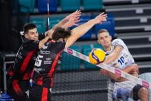 W drugim meczu sparingowym Asseco Resovia - Ślepsk Malow 2:2
