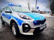 Gmina Puńsk. Dwa promile u kierowcy bmw