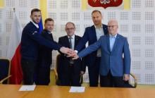 Wojciech Winnik i Kamil Skrzypkowski wracają do gry. SUKSS Ślepsk Malow Suwałki w III lidze