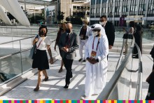 Expo 2020 w Dubaju. Trwa Tydzień Podlaski