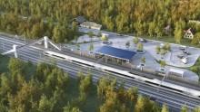 Rail Baltica - dodatkowe 20 mln euro na bałtycką część trasy. Z Warszawy do Wilna w 4 godziny