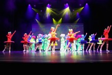 Taneczne show Światła Broadwayu