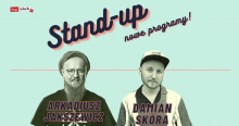 Stand-up. Damian Skóra & Arkadiusz Jaksa Jakszewicz w Hotelu LOFT