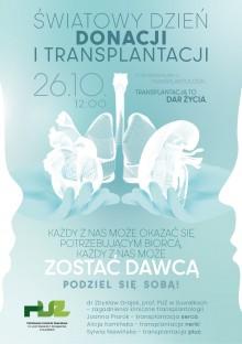 Spotkanie poświęcone transplantacji w PUZ w Suwałkach