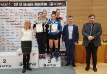 Badminton. Zawodnicy SKB Suwałki na najwyższym i najniższym stopniu podium w Białce Tatrzańskiej