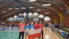 Badminton. Dwa ćwierćfinały Uliany Wolskiej na VICTOR Denmark Junior 2021.